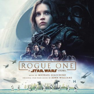 Rogue One - A Star Wars Story - Soundtrack CD (Michael Giacchino) [cover art]