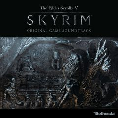 Skyrim Soundtrack [cover art]