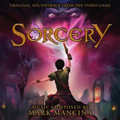 Sorcery Soundtrack CD [cover art]
