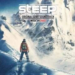 Steep Original Soundtrack CD (by Zikali) [cover art]