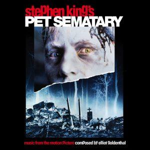 Stephen King's Pet Sematary Soundtrack CD [cover art]