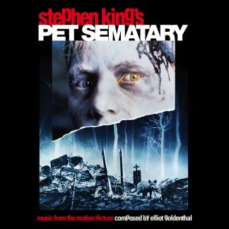 Stephen King's Pet Sematary Soundtrack CD [cover art]