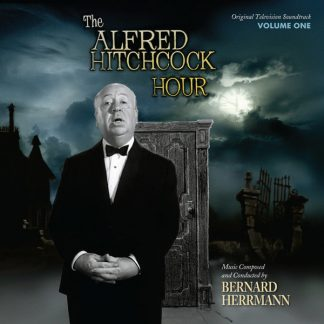 The Alfred Hitchcock Hour, Volume One Soundtrack CD [cover art]