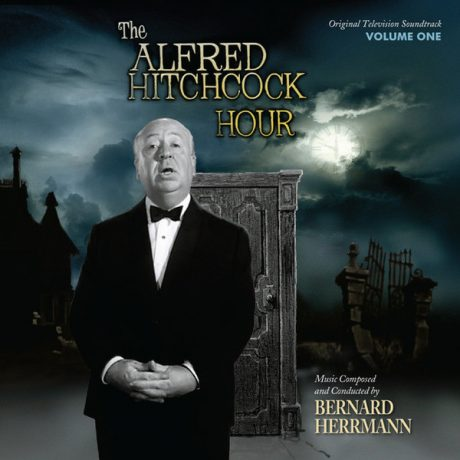 The Alfred Hitchcock Hour, Volume One Soundtrack CD