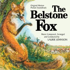 The Belstone Fox Soundtrack CD [cover art]