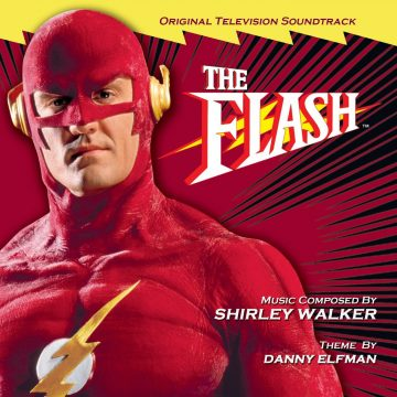 The Flash TV Soundtrack CD [2xCD] [cover art]