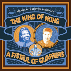 The King of Kong - A Fistful of Quarters Soundtrack CD [cover art]