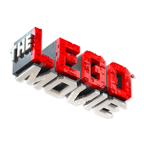 The LEGO Movie logo.