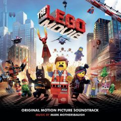 The LEGO Movie Soundtrack CD [cover art]