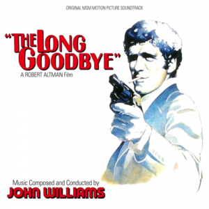 The Long Goodbye Soundtrack CD [cover art]