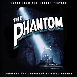 The Phantom [Expanded Soundtrack CD] (cover art)