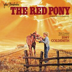 The Red Pony TV Soundtrack CD [cover]