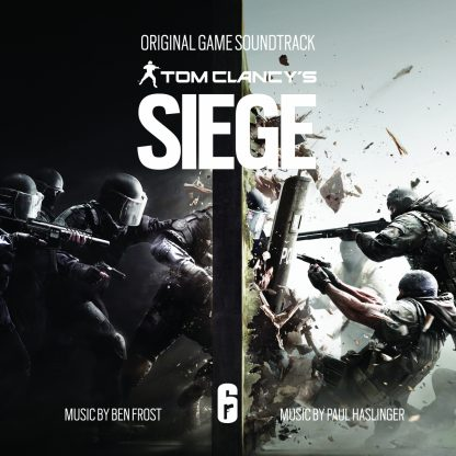 Tom Clancy's Siege Soundtrack [cover art]
