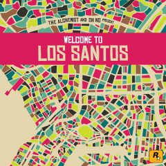 Welcome to Los Santos [Grand Theft Auto V] Digital Soundtrack [cover]
