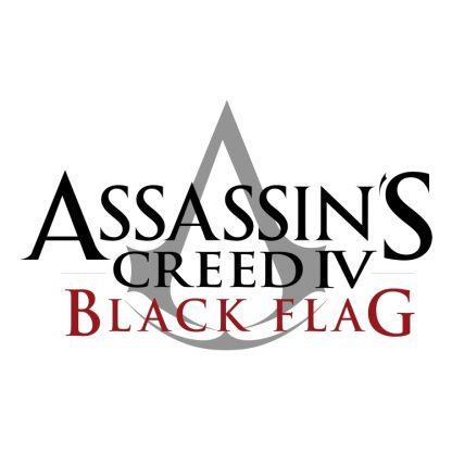 Assassin's Creed: Black Flag (logo artwork)