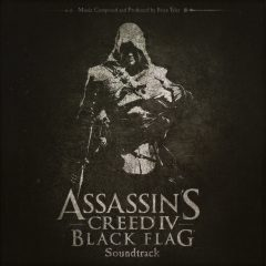 Assassin's Creed: Black Flag Soundtrack CD [cover art]