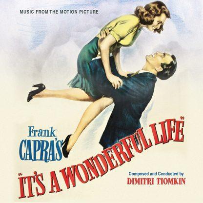 It's a Wonderful Life Soundtrack Score CD [cover art]