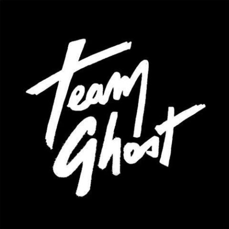 The Team Ghost logo