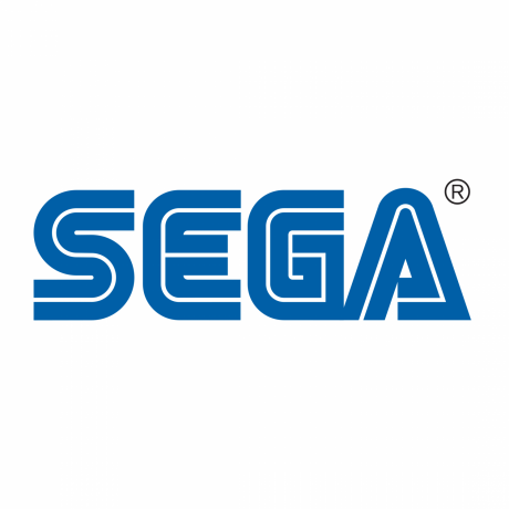 The official (classic!) SEGA logo.