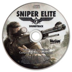 Sniper Elite V2 Soundtrack CD [stand-alone CD]