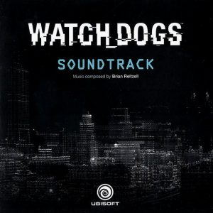 Watch_Dogs Soundtrack CD [cover art]