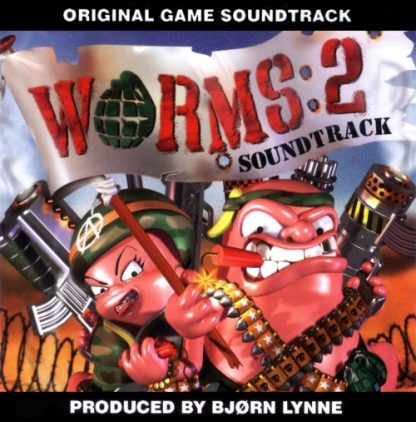 Worms 2 Soundtrack CD [cover art]