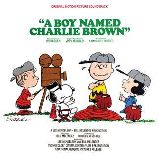 A Boy Named Charlie Brown (Soundtrack) [cover]