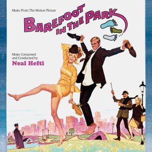 Barefoot In The Park and The Odd Couple (Soundtrack CD) [cover art]