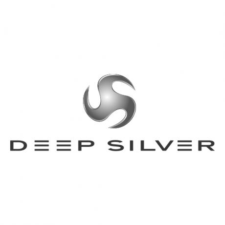 The Deep Silver logo.