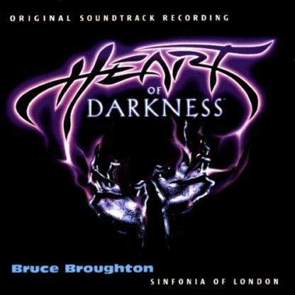 Heart of Darkness (Soundtrack CD) [cover art]