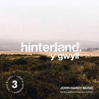 Hinterland (Y Gwyll) Series Three (John Hardy) [Soundtrack] [cover]