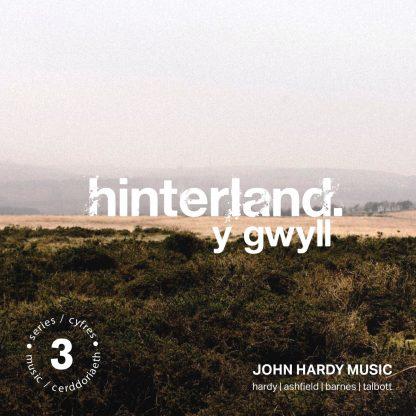 Hinterland (Y Gwyll) Series Three (John Hardy) [Soundtrack] [cover]