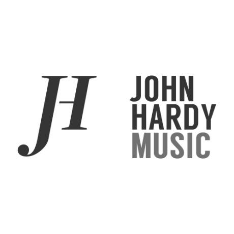 John Hardy Music (JH) logo.