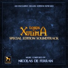 Lords of Xulima (Digital Soundtrack) [cover art]