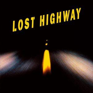 Lost Highway Soundtrack LP [cover design/art]