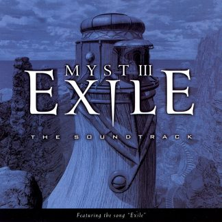 MYST III: Exile Soundtrack [cover art]