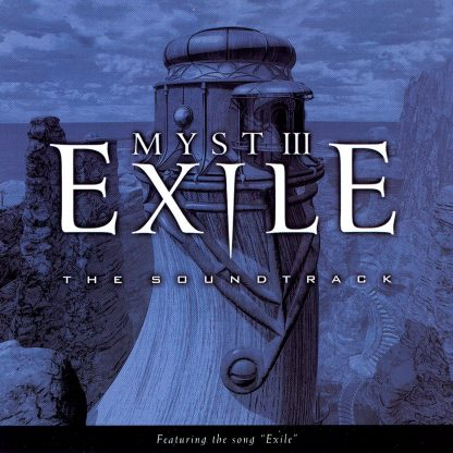 MYST III: Exile Soundtrack [cover art]