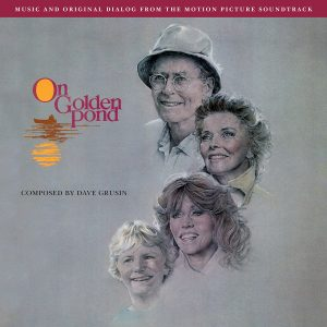 On Golden Pond Soundtrack (Dave Grusin) [cover art]