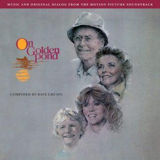 On Golden Pond Soundtrack (Dave Grusin) [cover art]