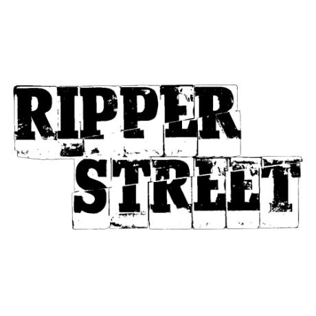 The Ripper Street logo.