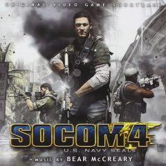 SOCOM 4 Soundtrack [cover art]