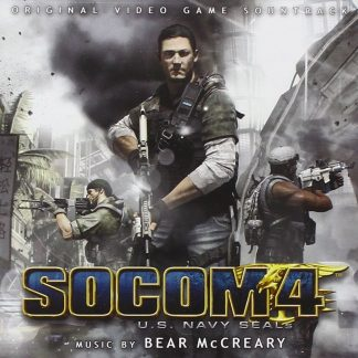 SOCOM 4 Soundtrack [cover art]