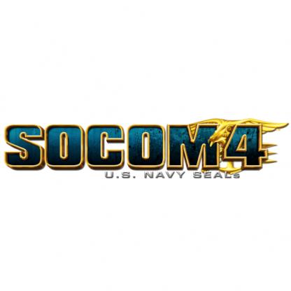 SOCOM 4 U.S. Navy Seals [logo]