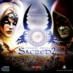 Sacred 2: Fallen Angel [cover art]