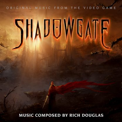 Shadowgate (Rich Douglas) [Video Game Soundtrack] [cover art]