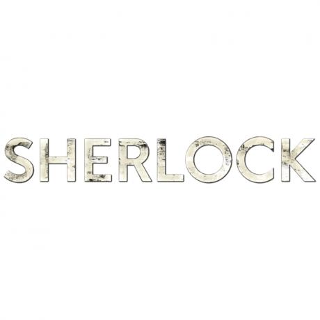 The Sherlock TV logo.