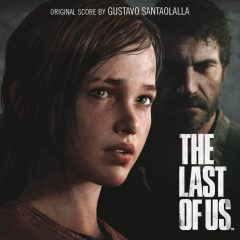 The Last Of Us (Gustavo Santaolalla) Videe Game Soundtrack [cover art]