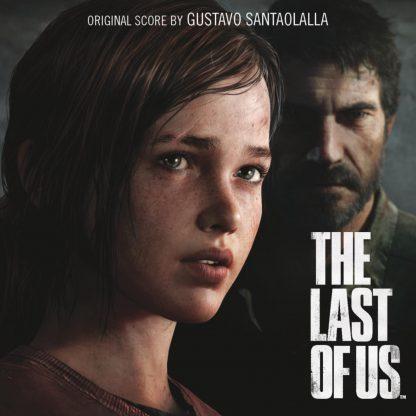 The Last Of Us (Gustavo Santaolalla) Videe Game Soundtrack [cover art]