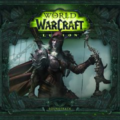 World of Warcraft - Legion (Original Game Soundtrack) [cover art]