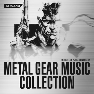 Metal Gear 25th Anniversary Metal Gear Music Collection [cover]